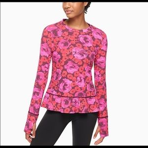 NEW Kate Spade Electric Rose Pullover Size M